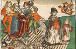 7 декабря: Путешествие в Средневековье