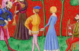 20 октября: Праздник Средневековья